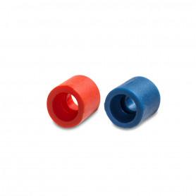 Oticon Einbauteil lite tip, klein weich rot oder blau
