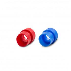 Audio Service Clickmould 2 rot oder blau