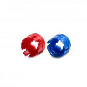 Oticon Einbauteil starr rot oder blau