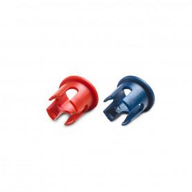 GN Resound Einbauteil rot oder blau für S/HP2 Hörer