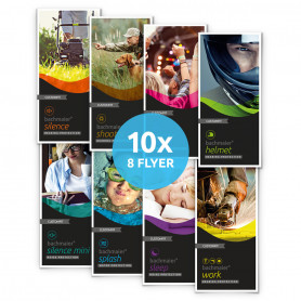 Flyer CUSTOMFIT Gehörschutz - Package