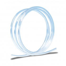 Schallschlauch Meterware 2 x 3,0 mm M dry tube transparent