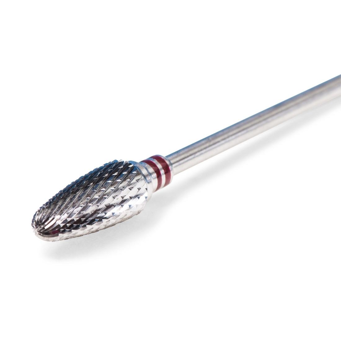 Hartmetall Spitzfräser 6,0 mm linksdrehend - Zoom