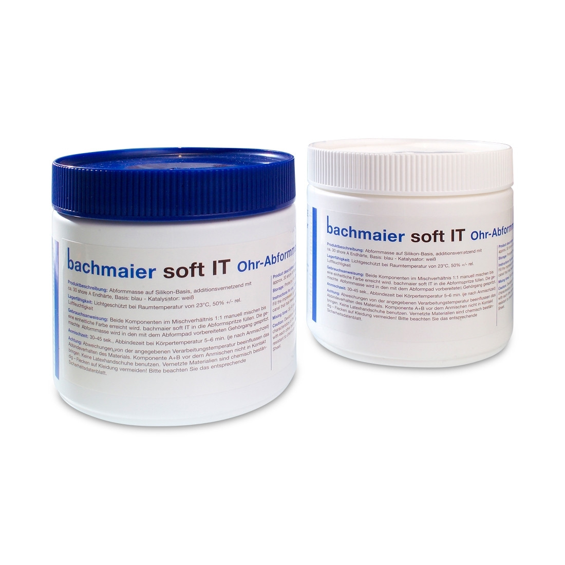 oto-soft® Abformmaterial bachmaier soft IT