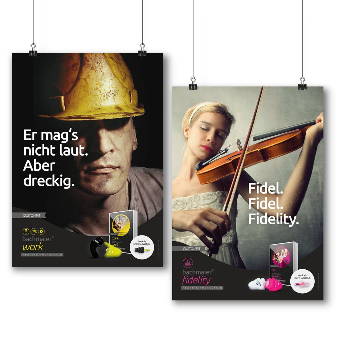 Poster CUSTOMFIT work/fidelity