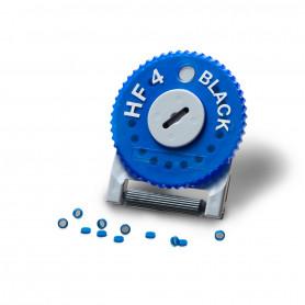 Wax guard Audio Service filter HF4 BLACK, blue