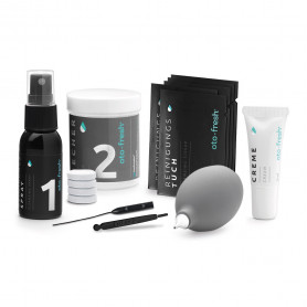 oto-fresh® SET CLEANSING Content