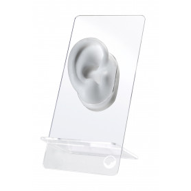 Demo-ear, right, with magnet incl. display - Choose your color