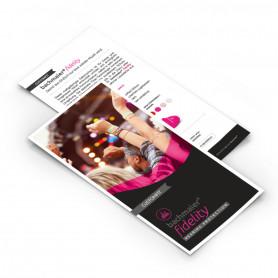 Prospekt/Flyer CUSTOMFIT fidelity