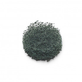 Softrondell unmontiert grün Inhalt: 10 Stück