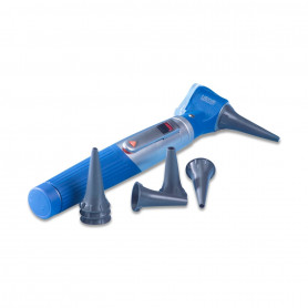 Otoskop Heine mini 3000, blau