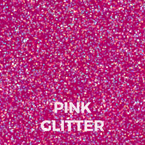 hearos Color Pink Glitter