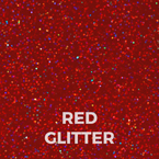 hearos Color Red Glitter