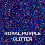 hearos Color Royal Purple Glitter