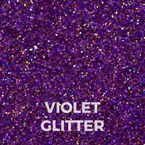 hearos Color Violet Glitter