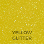 hearos Color Yellow Glitter